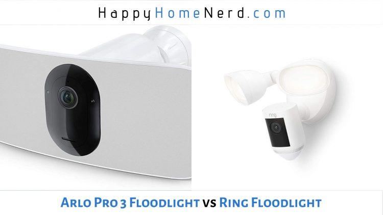 Arlo Pro 3 Floodlight Camera vs Ring Floodlight Camera